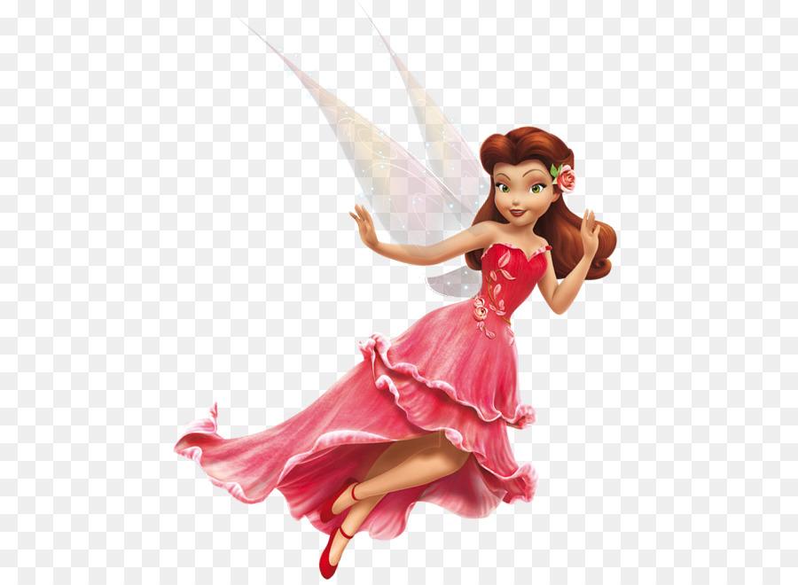 Tinker Bell Rosetta Disney Fairies Silvermist Iridessa