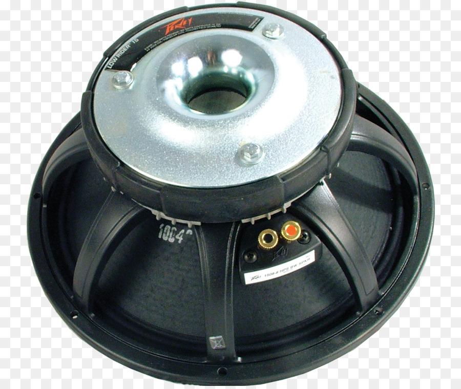 Loudspeaker enclosure Voice coil Subwoofer Peavey Electronics ...