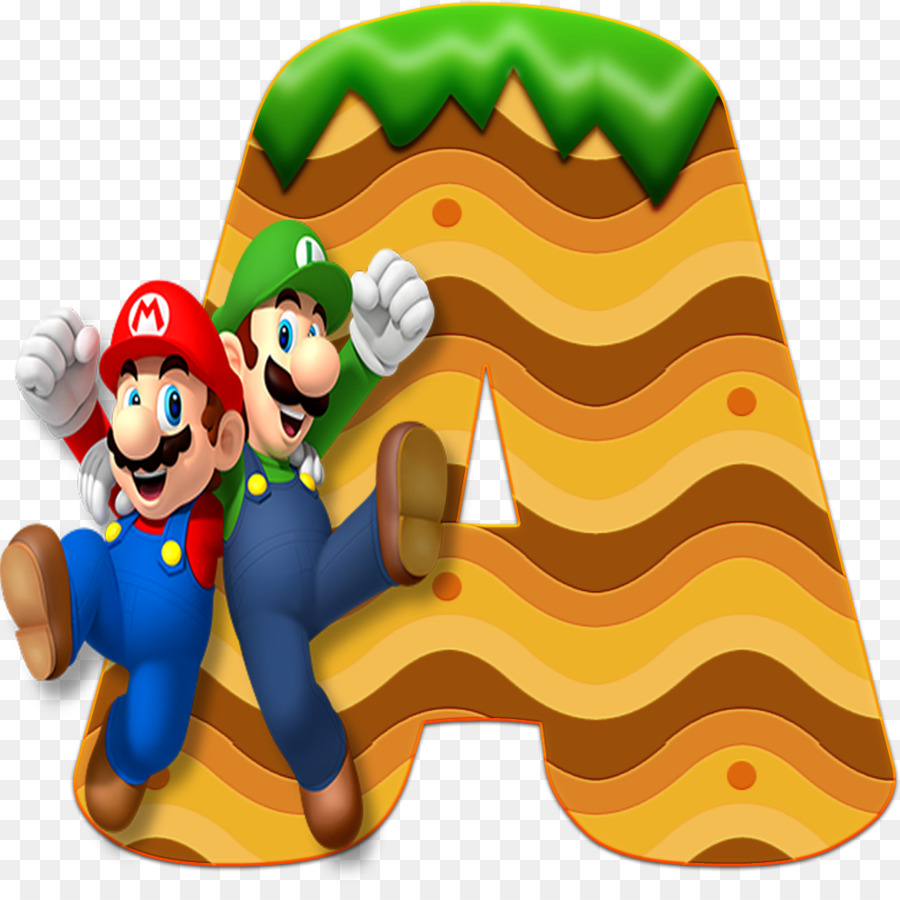 New Super Mario Bros. Wii New Super Mario Bros. Wii - hermanos png ...