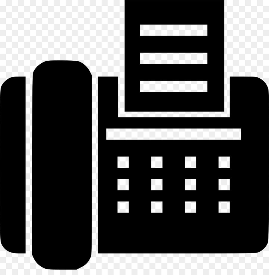 Computer Icons Fax Printer Fax Icon Png Download 980
