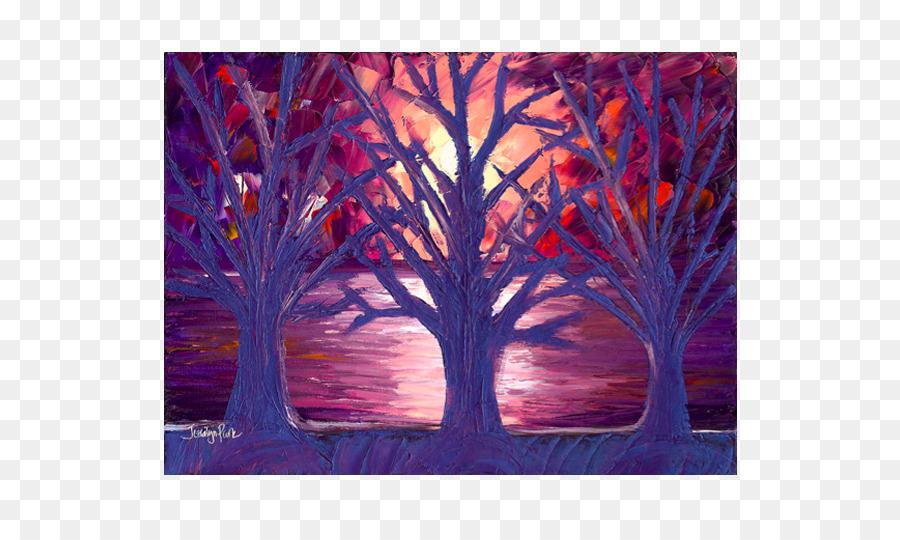 canvas print painting art paper printing moonlight watercolor png