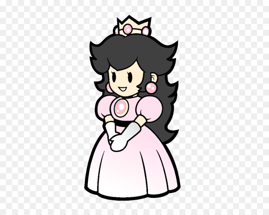 La Princesa Peach La Princesa Daisy, Rosalina Mario Bros - kawaii ...