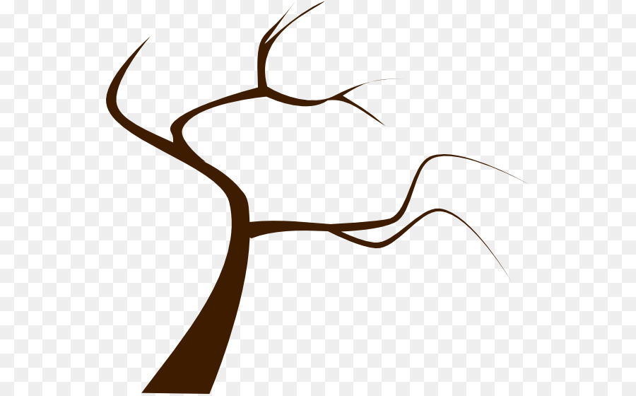 tree drawing clip art dead clipart png download 600 557 free rh kisspng com
