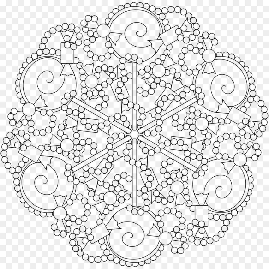 Mandala Per Bambini Da Colorare Libro Bambino Di Natale Bambino