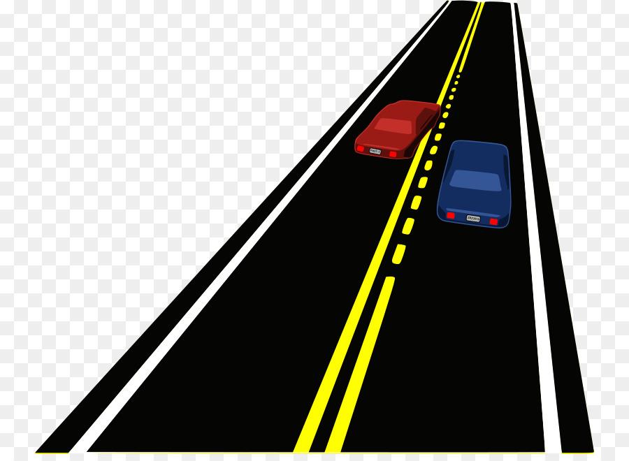 car road clip art cartoon highway png download 800 650 free