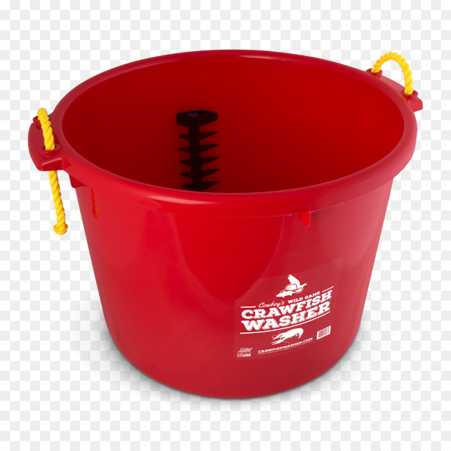 Bucket Cleaning Crayfish Plastic Cleaner - crystal fish png download ...