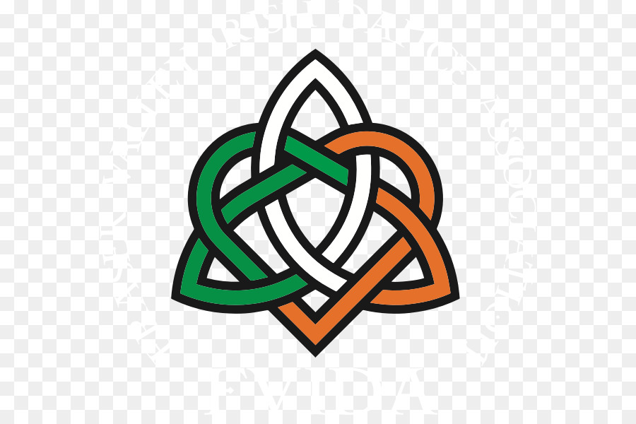 Celtic Knot Symbol Sister Triquetra Meaning Irish Culture Png