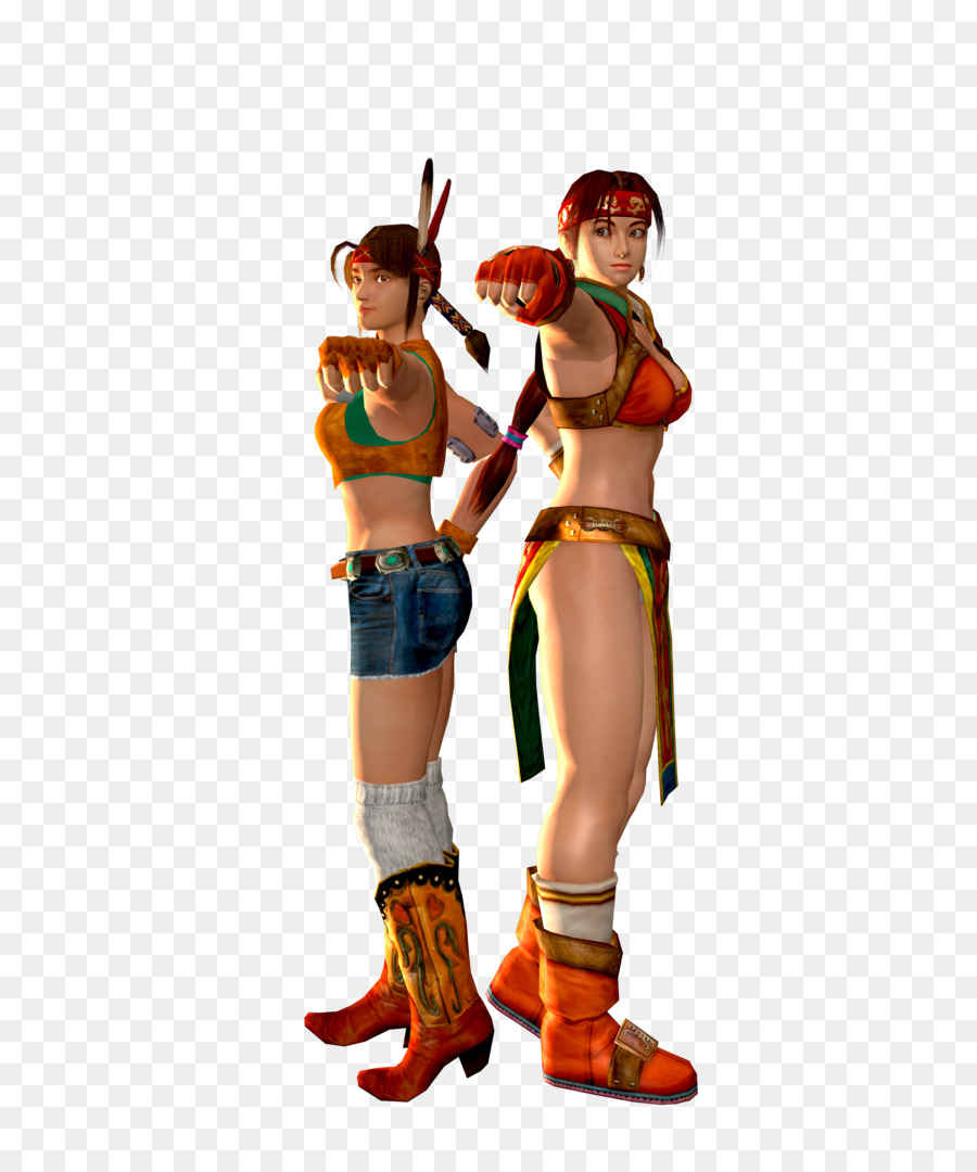 Tekken Tag Tournament Toy png download - 743*1075 - Free