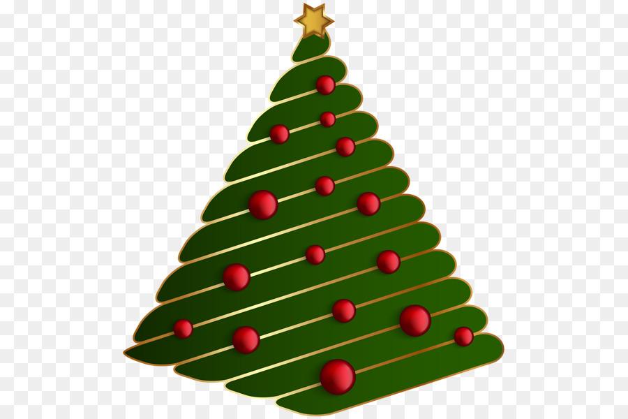 Arbol De Navidad Clip Art Guirnaldas De Colores Png Dibujo