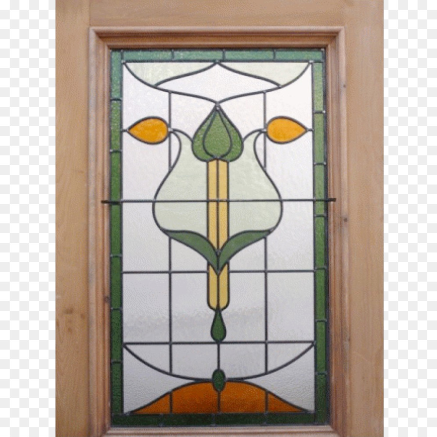 Window Stained Glass Sliding Glass Door Glass Display Png Download