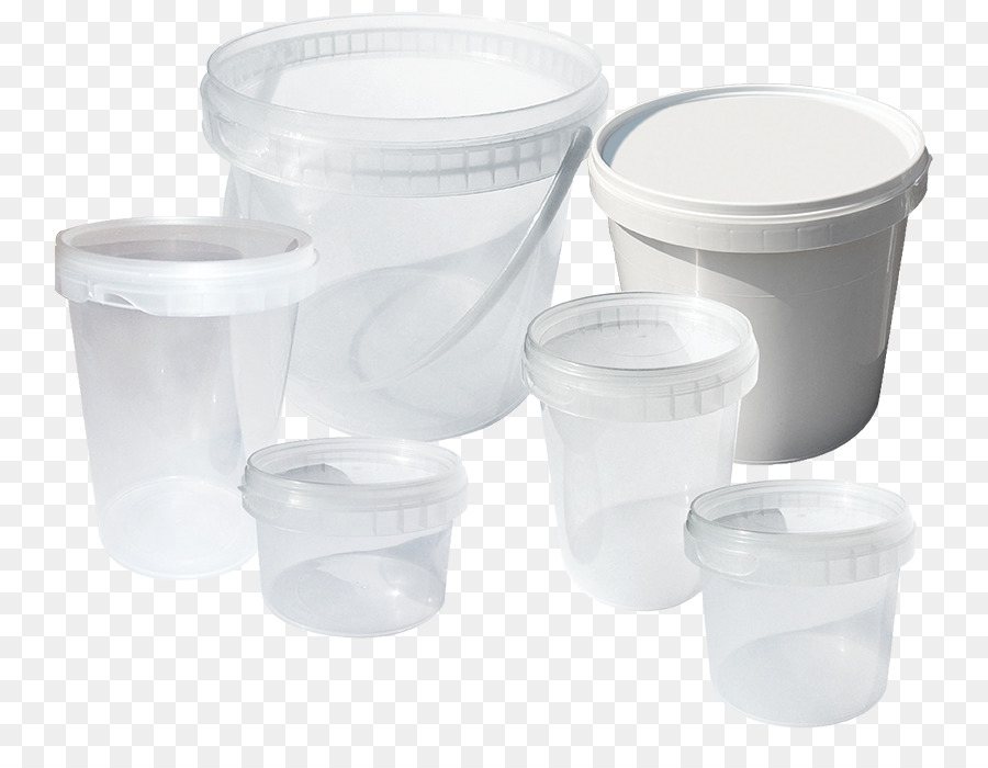 Food Storage Containers Plastic Glass Lid   Takeaway Container