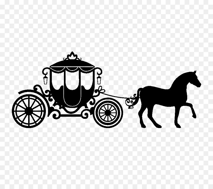 carriage cinderella - carriage vector png download