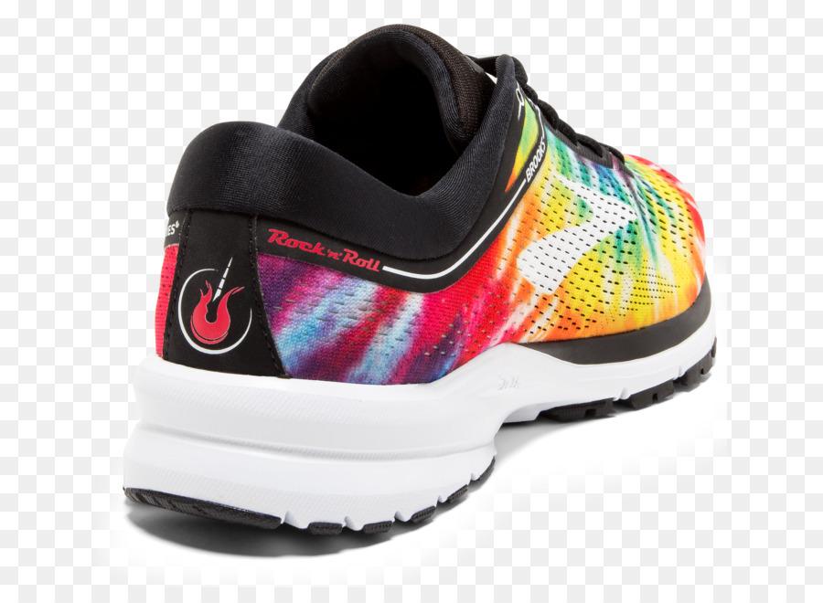 80962df0f07 Rock  n  Roll Marathon Series Brooks Sports Sneakers Shoe Nike - marathon  running png download - 690 643 - Free Transparent Rock n Roll Marathon  Series png ...