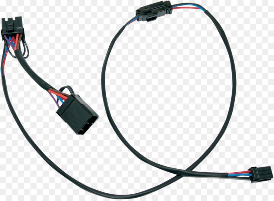 cable harness, harleydavidson, electrical wires cable, electronics  accessory, storage cable png