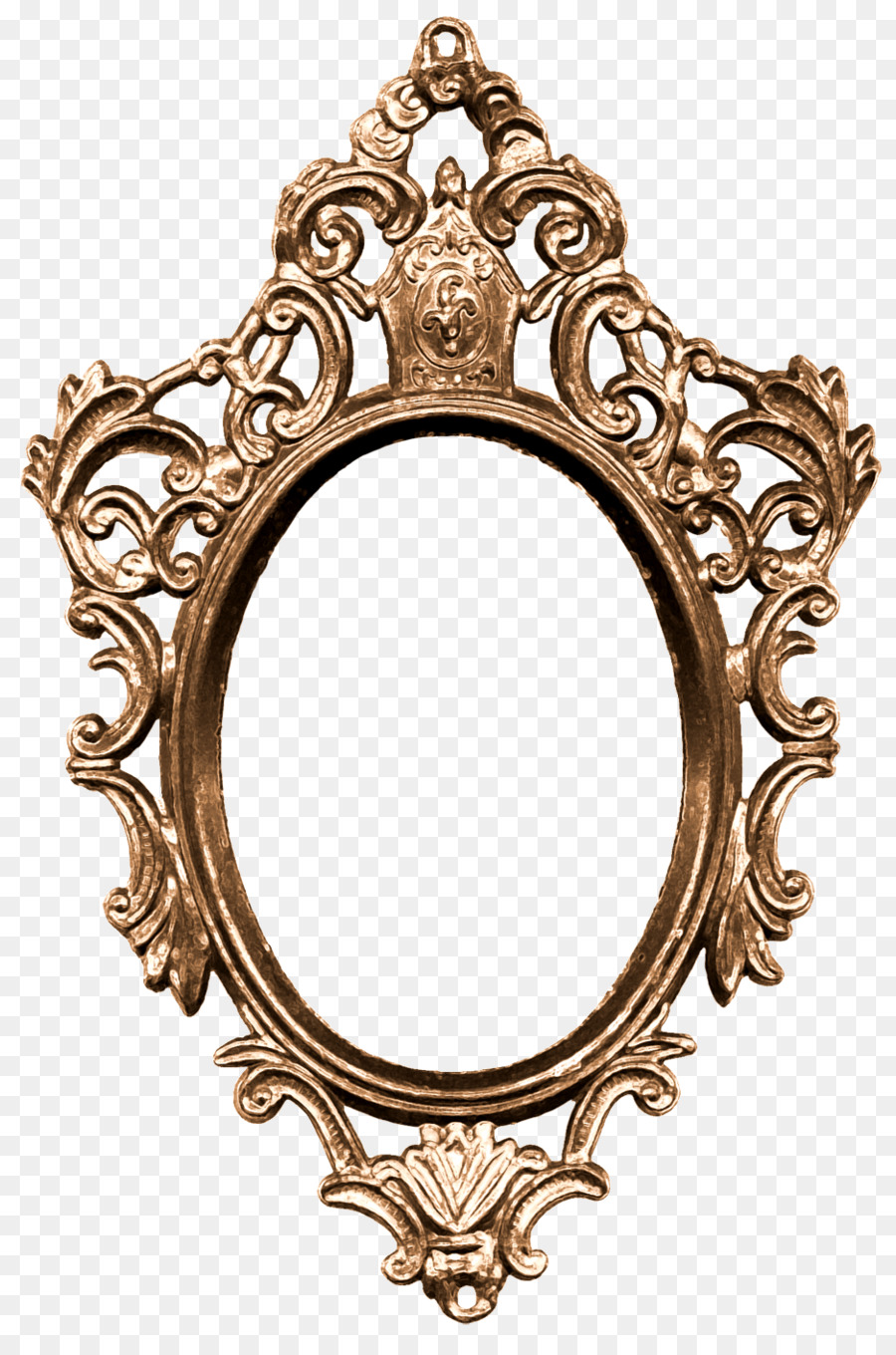 Magic Mirror Picture Frames Ornament - mirror png download - 937 ...