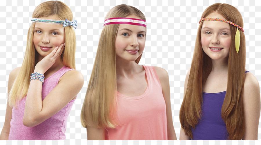 Frisur Haare Farben Lange Haare Stirnband Kreative Wendung Png
