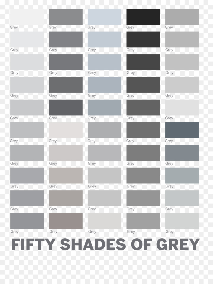 Shades Of Gray Tints And Color Chart Scheme Grey Wedding Poster Design
