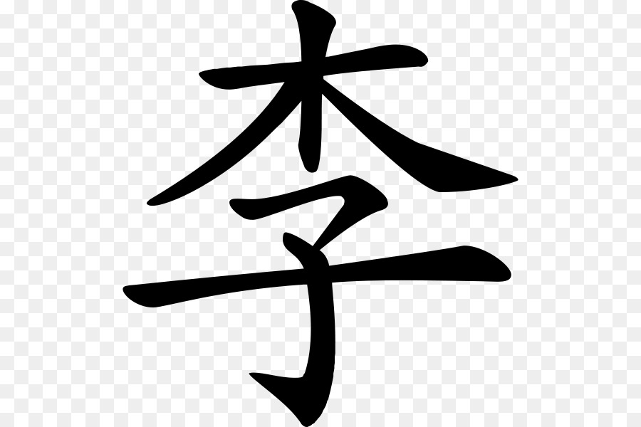China Chinese Characters Chinese Name Surname Korean Alphabet Png