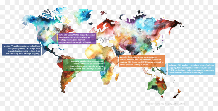 World map watercolor painting watercolor map png download 2842 world map watercolor painting watercolor map gumiabroncs Images