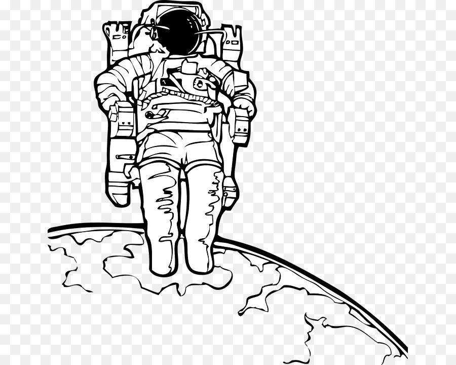 El astronauta libro para Colorear el espacio Exterior Espacio de ...
