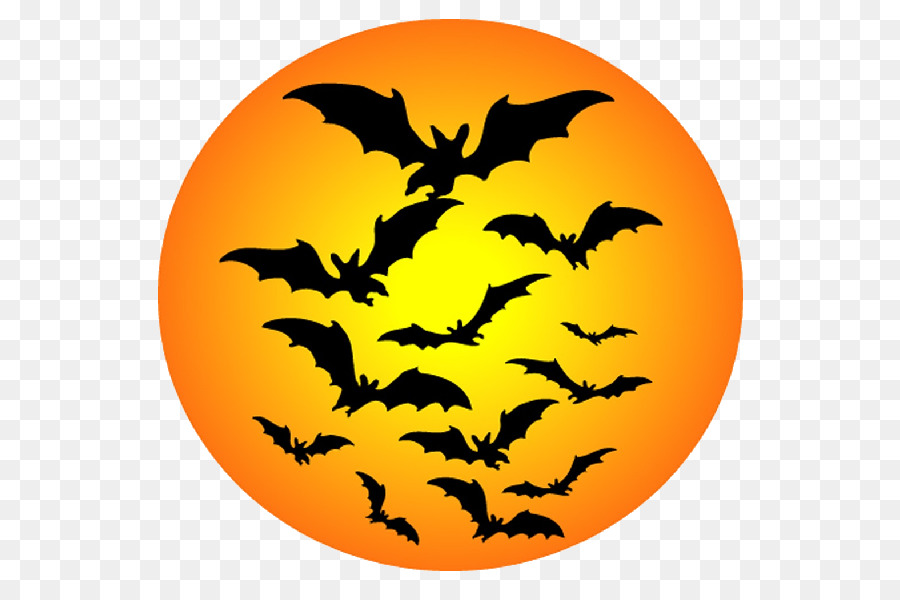 halloween bat clip art halloween moon png download 600 600 rh kisspng com halloween bat clipart