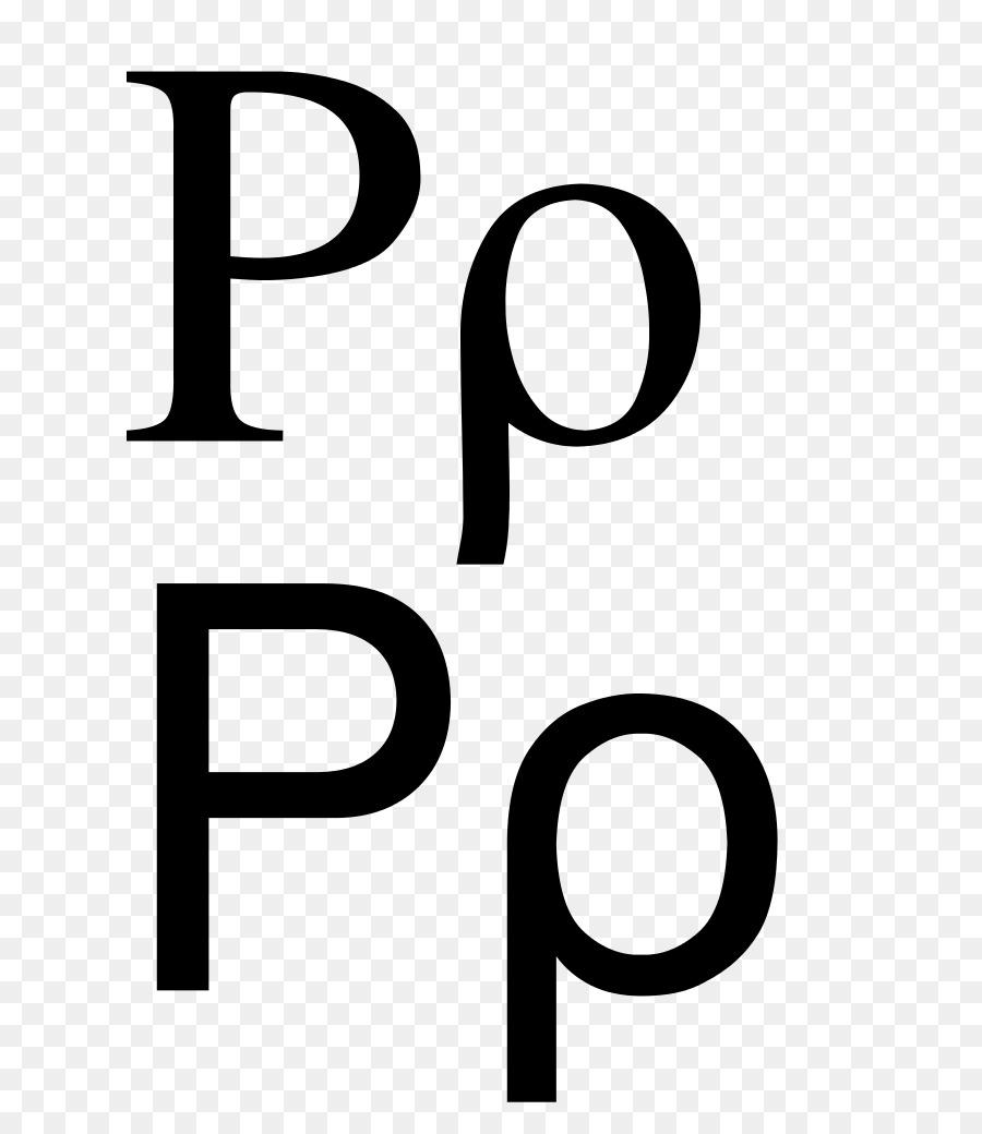 Rho Greek Alphabet Letter Symbol Koppa 26 English Letters Png