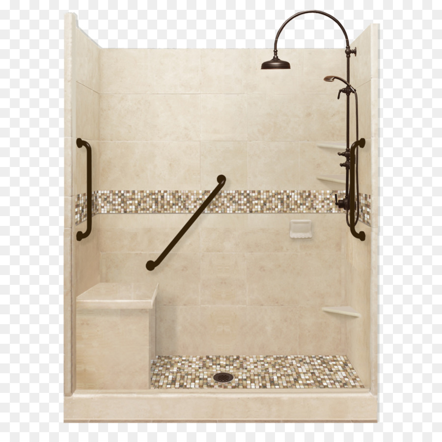 Shower Bathtub Bathroom Tile The Home Depot - diy album png download ...