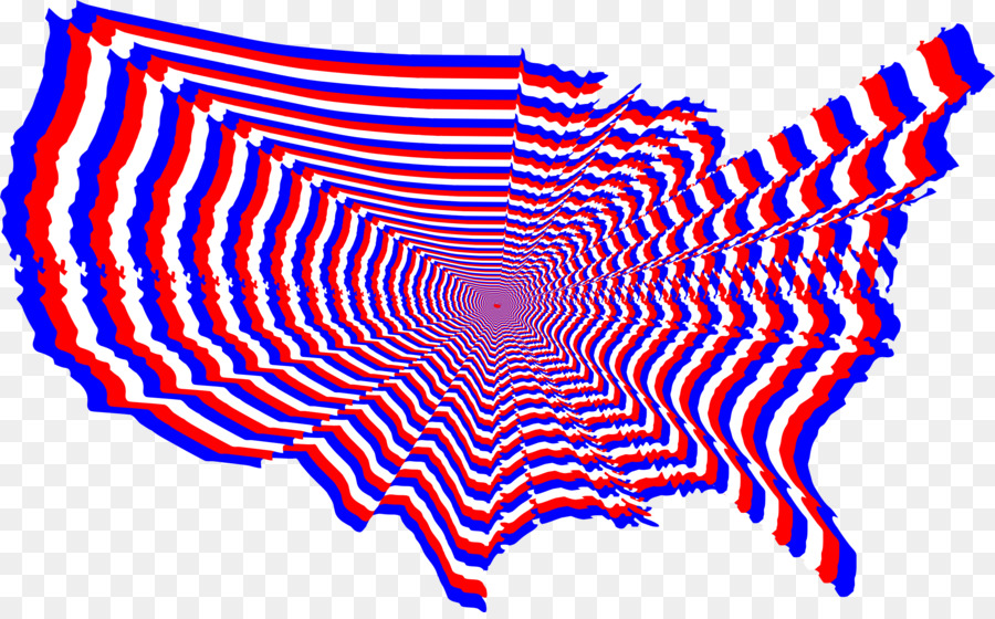 Us Map Blue Red States.Flag Of The United States Red States And Blue States Us Presidential