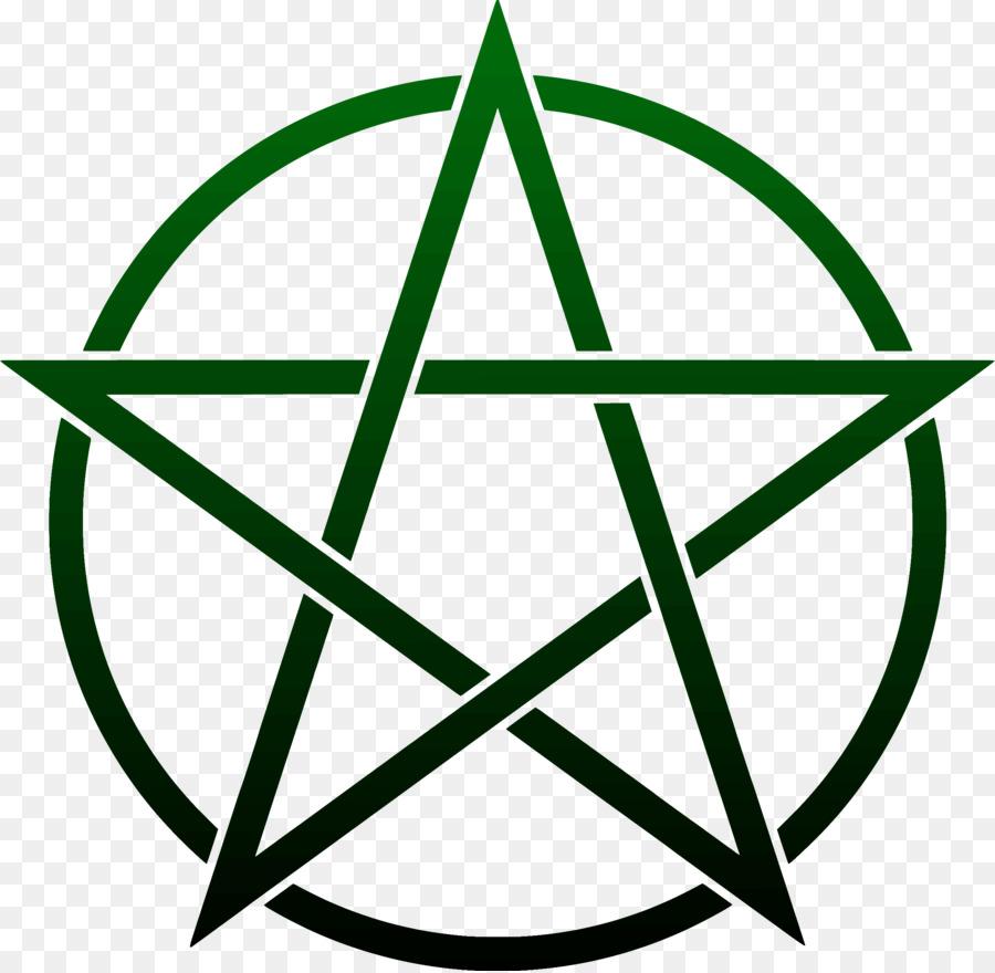 Wicca Pentagram Pentacle Witchcraft Symbol Pentagram Png Download
