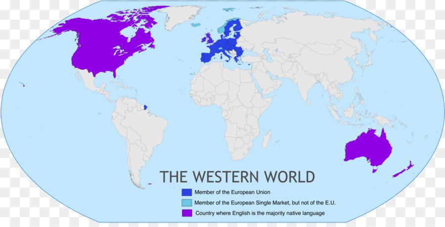 Western Europe Eastern Europe Western World Western Hemisphere
