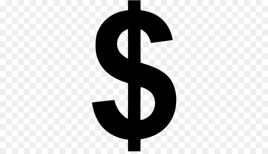 Dollar Sign United States Dollar Currency Symbol Us Dollars Png