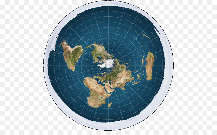 Spherical World Map.Flat Earth Globe Map Spherical Earth Capricorn Png Download 543