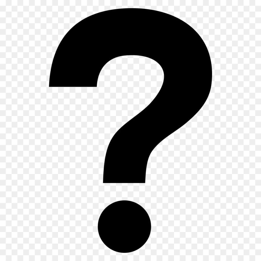 Emoji Question Mark Social Media Information Text Messaging Hollow