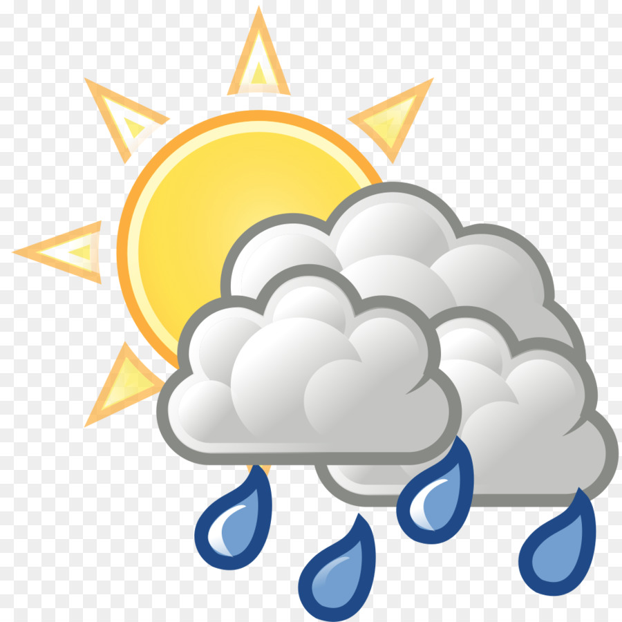 Weather forecasting Rain Storm Clip art - rain cloud png ...