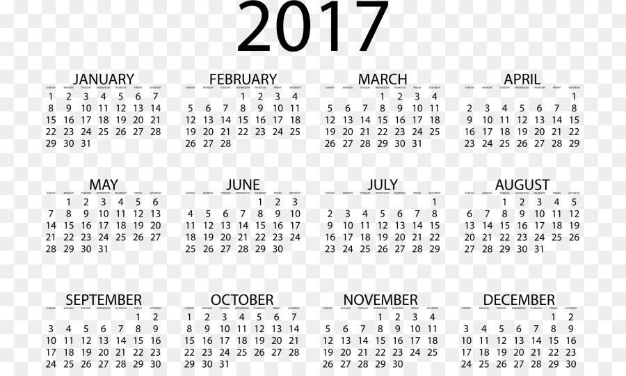 Calendar Date 0 Clip Art Calendar Template Download Png Download