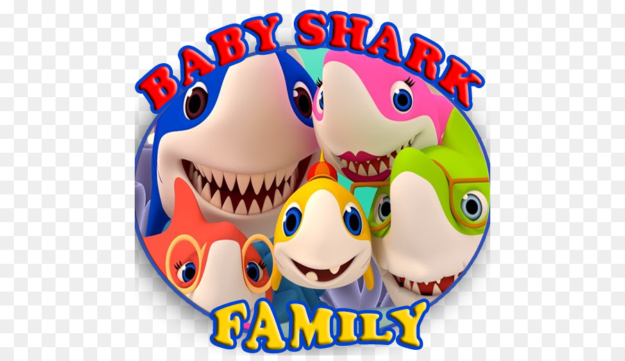 baby shark child pinkfong family infant shark cartoon clipart baby toys clipart baby girl