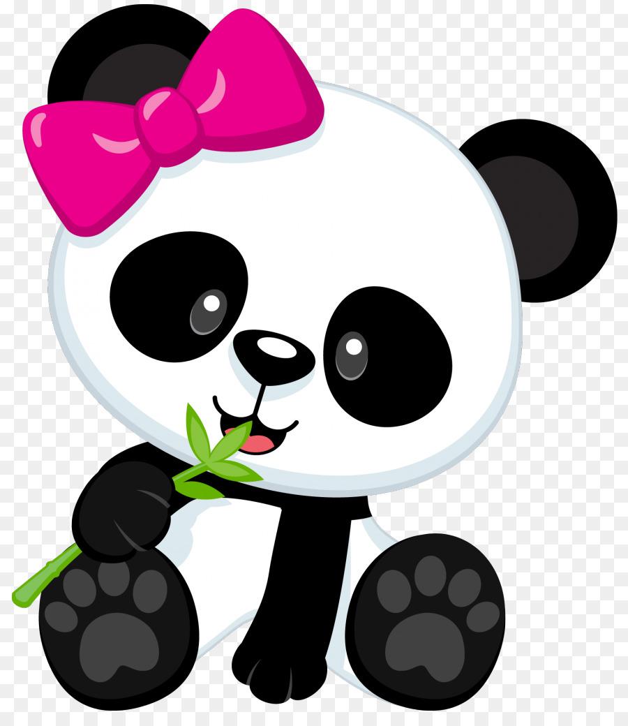 giant panda bear baby pandas clip art cute panda png download rh kisspng com cute panda head clipart cute panda head clipart
