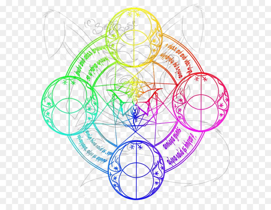 Magic Circle png download - 700*700 - Free Transparent Magic