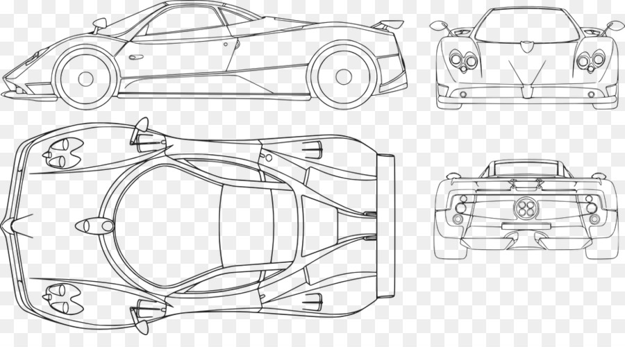 Pagani zonda r pagani huayra car blueprint 4k png download 960 pagani zonda r pagani huayra car blueprint 4k malvernweather Choice Image
