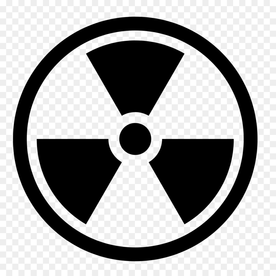 Nuclear Weapon Nuclear Power Radioactive Decay Hazard Symbol
