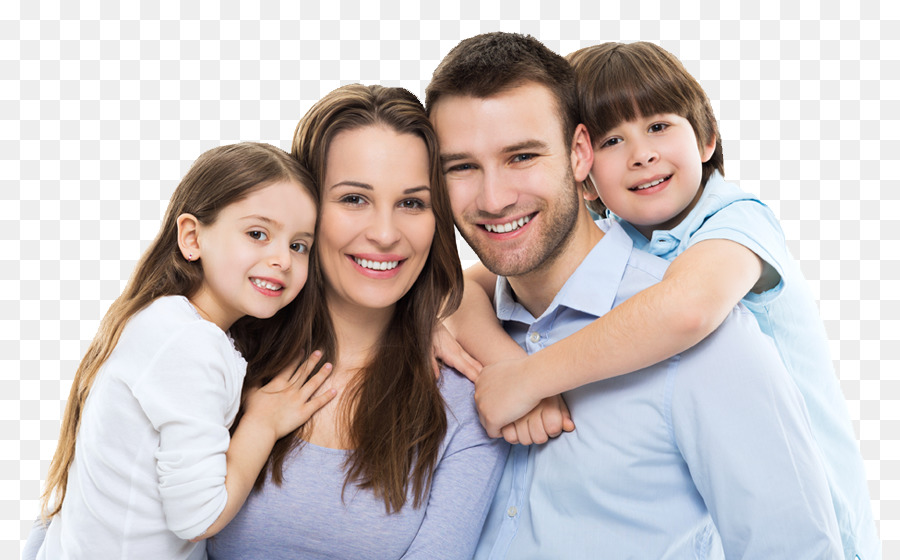 cosmetic dentistry family smile happy family png