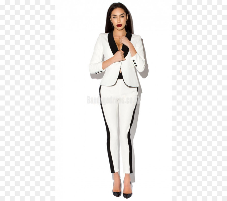 e9f5b716f62 Tuxedo Pant Suits Blazer Double-breasted - lace material png ...