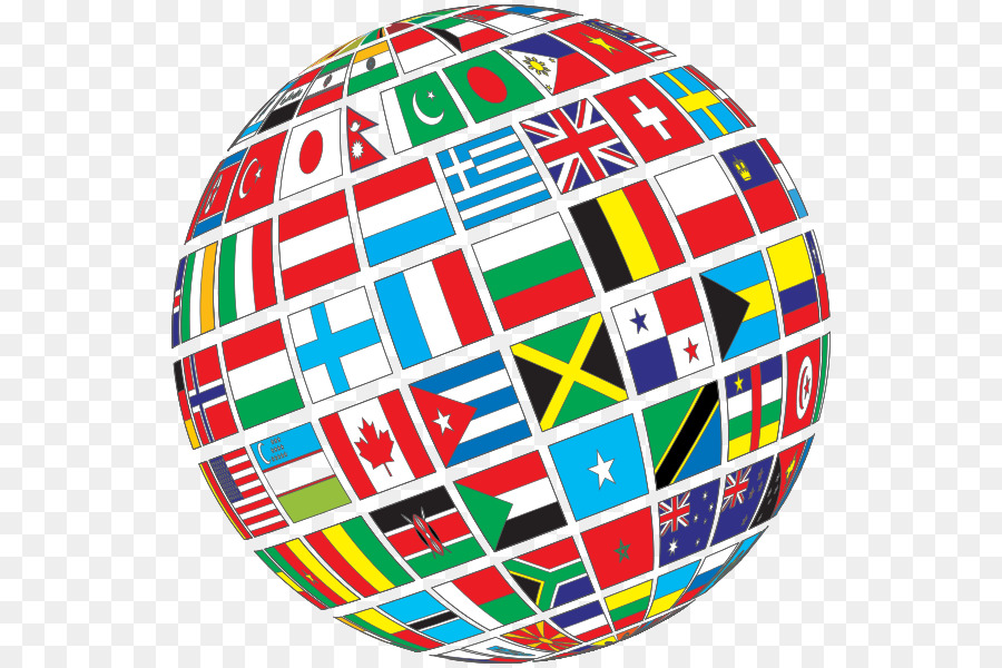 Globe flags of the world world map with flags png download 600 globe flags of the world world map with flags gumiabroncs Gallery