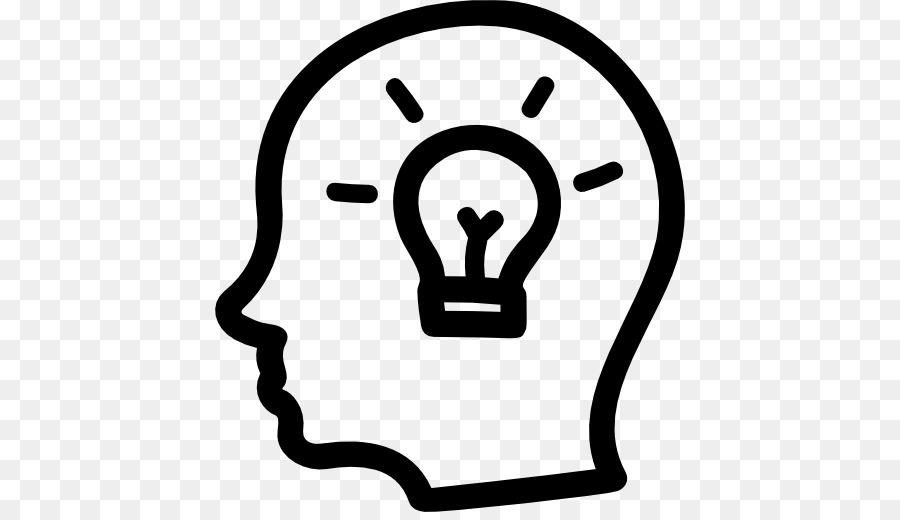 Incandescent Light Bulb Symbol Computer Icons Brain Bulb Png