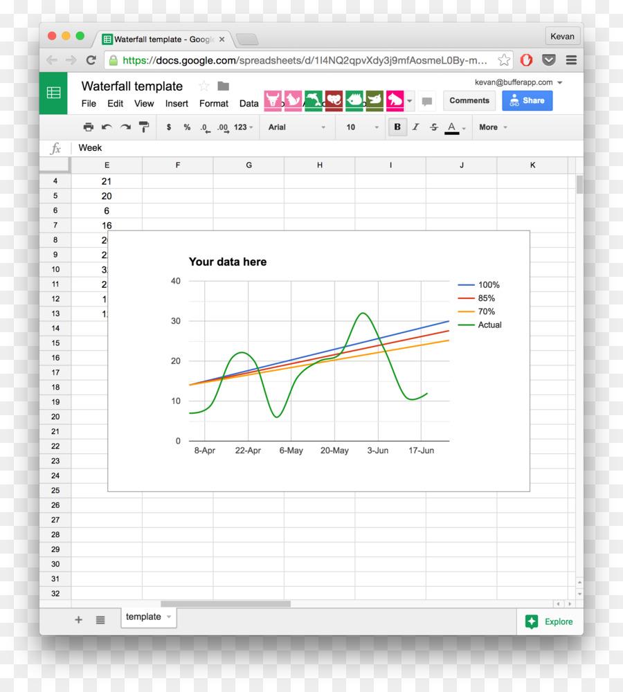 Google Docs Template Spreadsheet Calendar