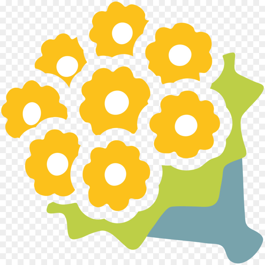 Snake Vs Bricks Emoji Version Flower Bouquet Noto Fonts Sms