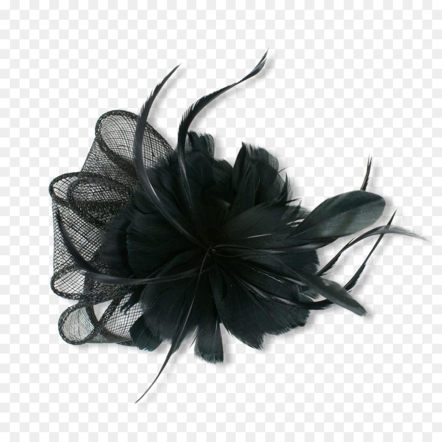 0e644ed49a329 Fascinator Clothing Accessories Hat Fashion Headband - black feather ...