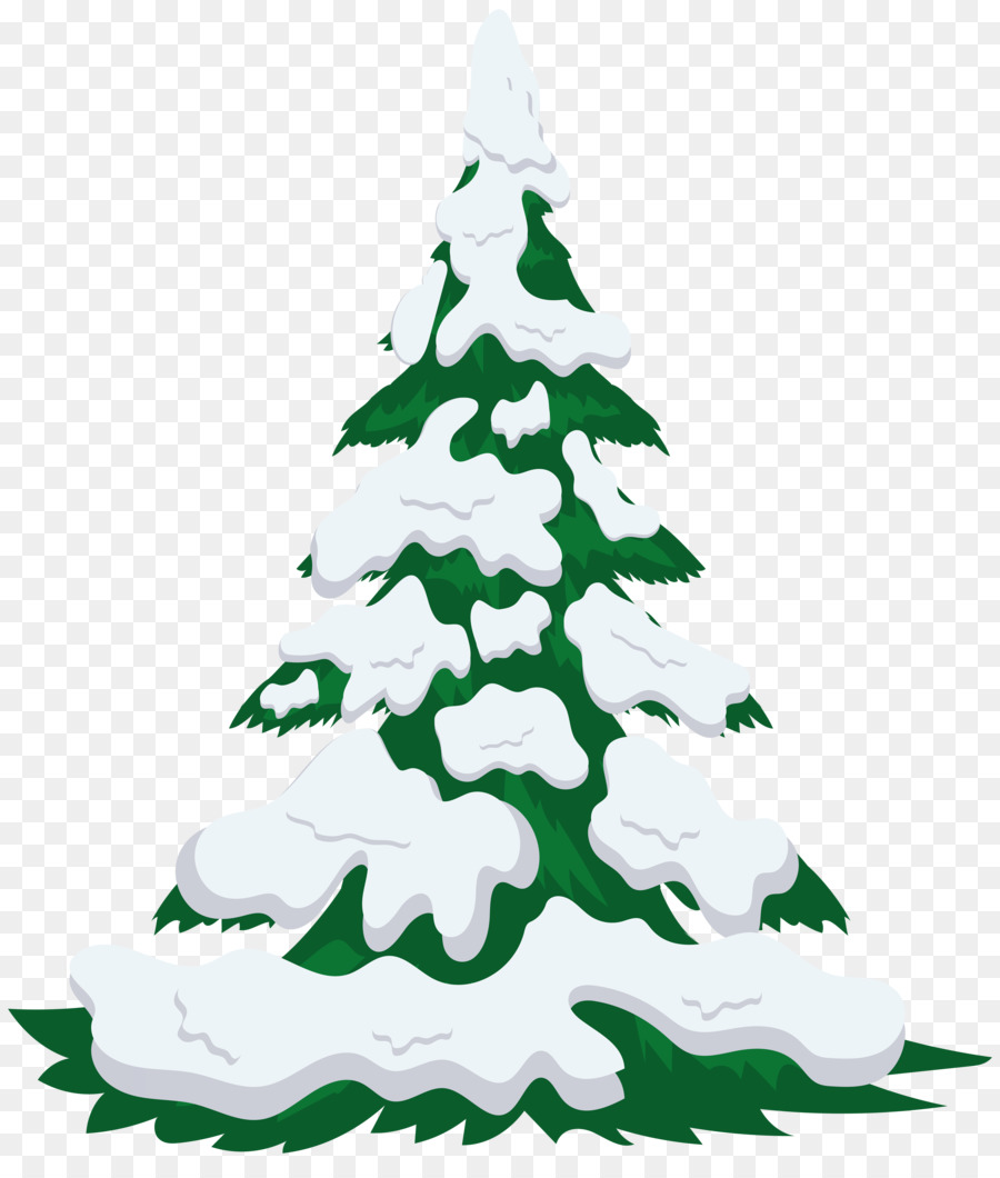 Tree Snow Clip art - tree png download - 6885*8000 - Free ...