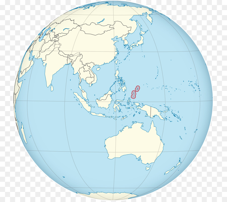 Globe Northern Mariana Islands World Map Brunei   Southeast Asia Travel