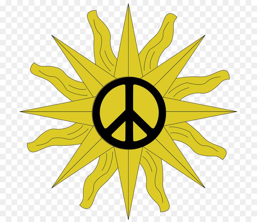 Peace Symbols Campaign For Nuclear Disarmament Rainbow Flag Japanese